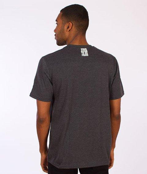 Moro Sport-Sport T-Shirt Grafitowy