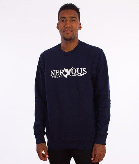 Nervous-Classic Fa16 Bluza Granatowa
