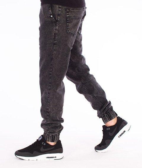 Nervous -Jogger Jeans Fa16 Spodnie Szare/Marmur