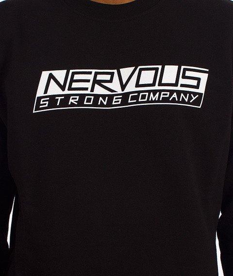 Nervous-Line Bluza Czarna