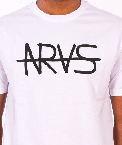 Nervous-Line T-Shirt White