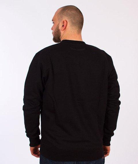 Nervous-Shield Bluza Czarna/Czarna