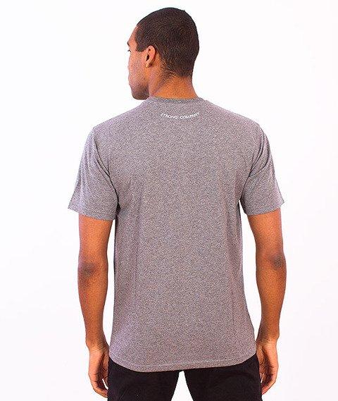 Nervous-Shield T-Shirt Grey
