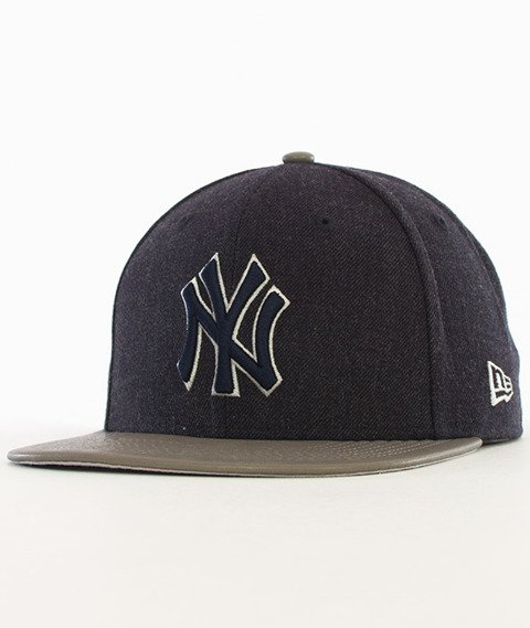 New Era-Heather Mix New York Yankees Snapback Neyyan