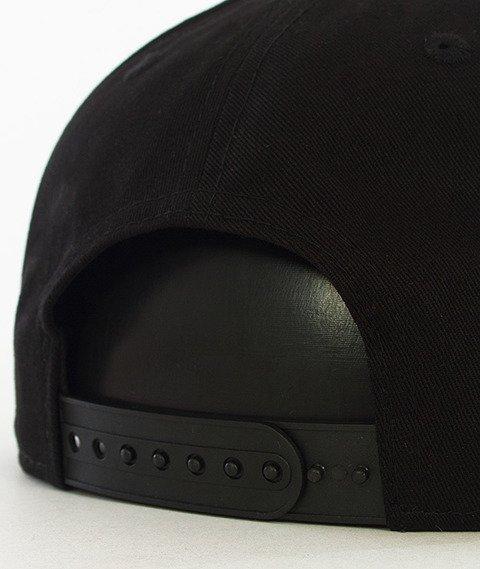 New Era-Patch Snapback Czarny