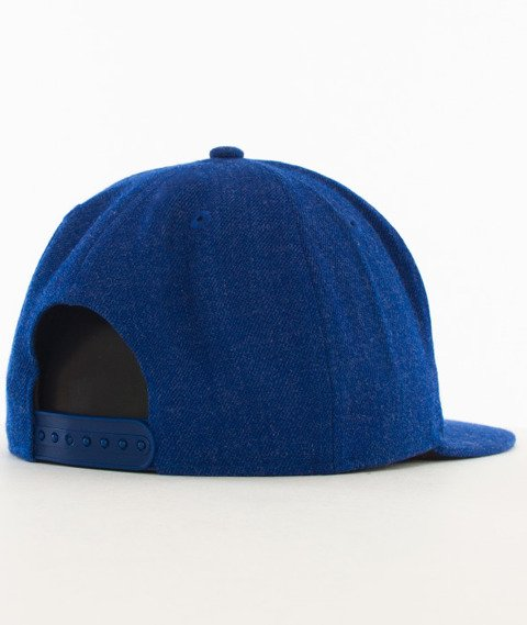 New Era-Tonal Team Heather Los Angeles Snapback Blue