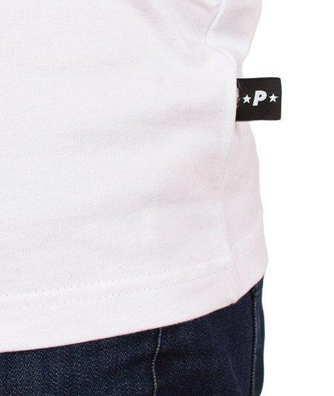 Patriotic-Apparel T-Shirt Biały/Czarny