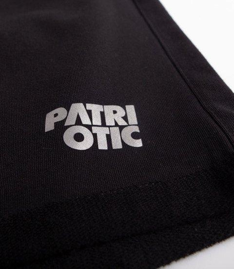 Patriotic-CLS Spodnie Krótkie Czarne