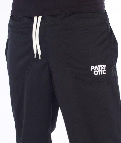 Patriotic-CLS Spodnie Poliestrowe Czarne