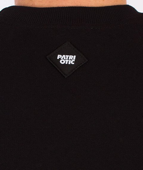 Patriotic-Duma Bluza Czarna