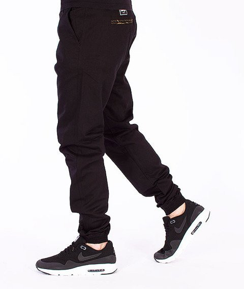Phenotype-Sneaker Pants Noir SS16