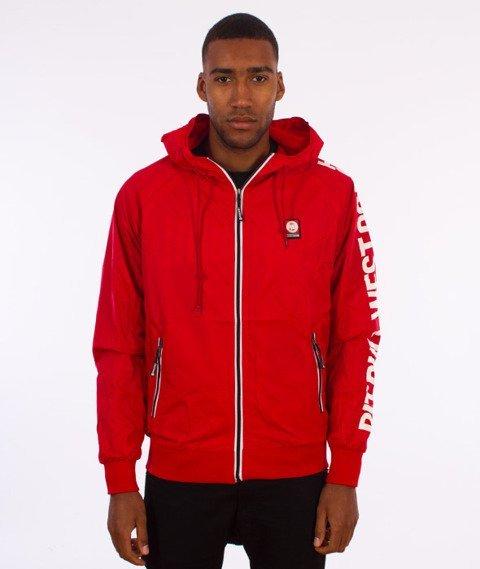 Pit Bull West Coast-Athletic III Jacket Kurtka Czerwona