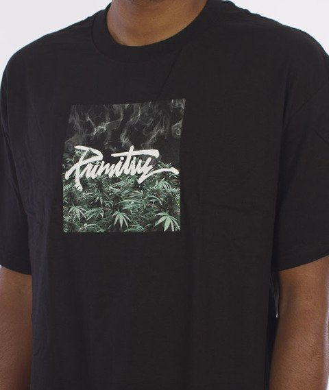 Primitive-Thrashed Hot Box T-Shirt Czarny