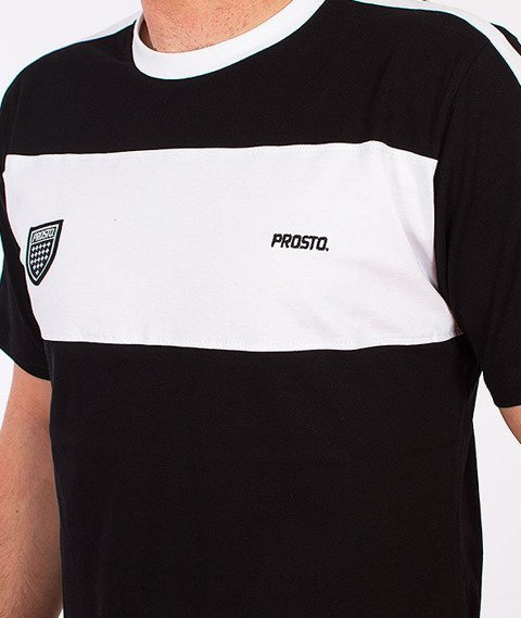Prosto-Playoff T-shirt Black