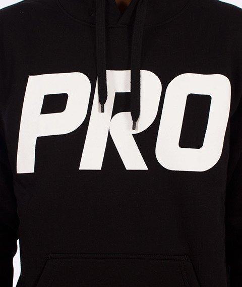 Prosto-Pro Bluza Kaptur Czarna