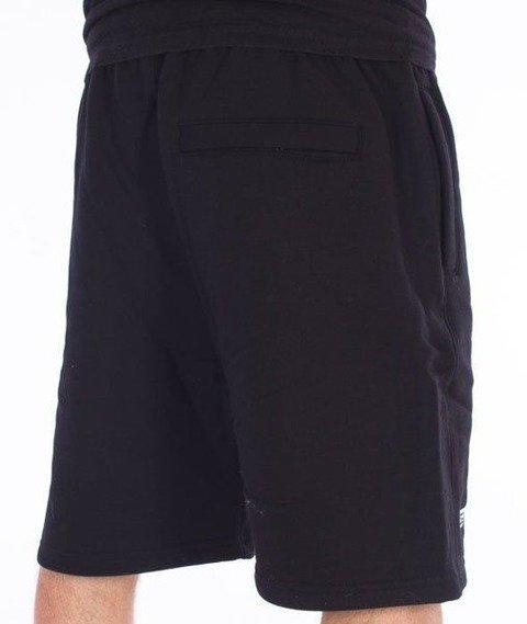 SmokeStory-08 Krótkie Spodnie Czarne