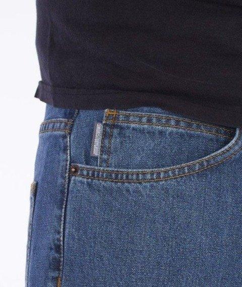 SmokeStory-Outline Regular Jeans Light Blue