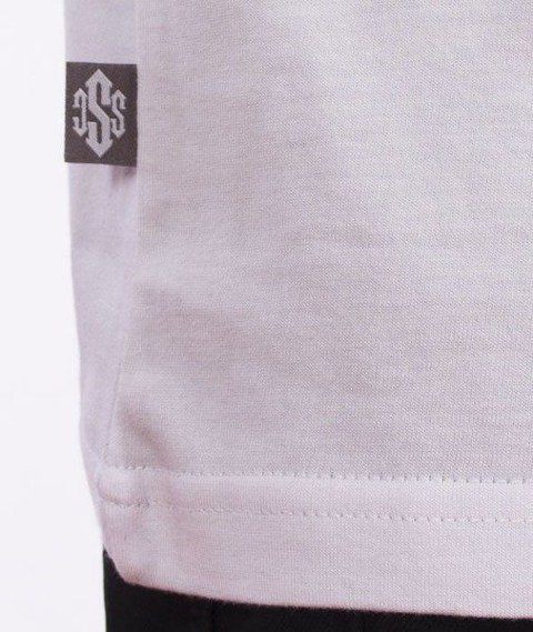 SmokeStory-Sign T-Shirt Biały