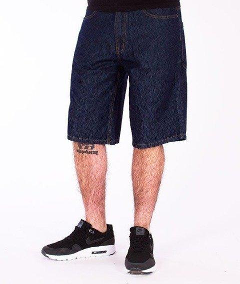 SmokeStory-Smoke Tag Krótkie Spodnie Dark Blue