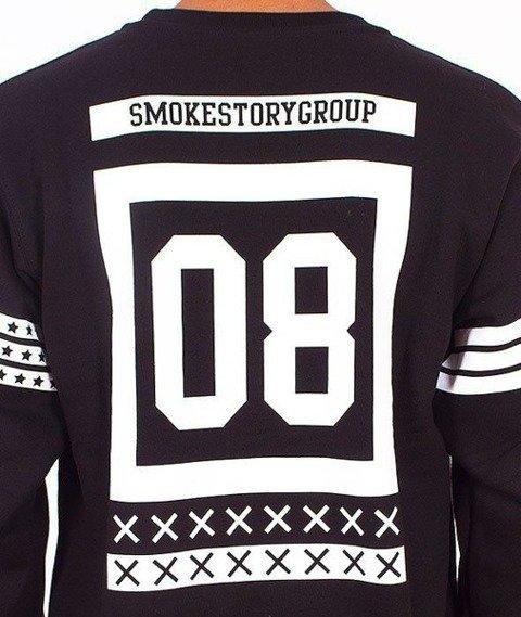 SmokeStory-Square Bluza Czarna
