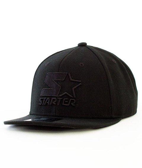 Starter-Ultra Snapback Black