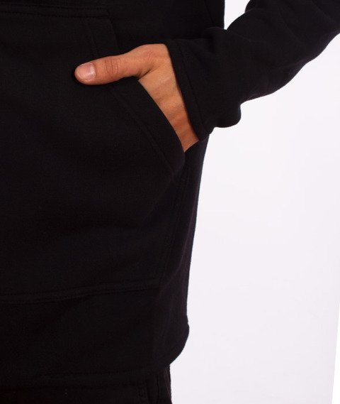 Stoprocent-Assasin Bluza Rozpinana Czarna