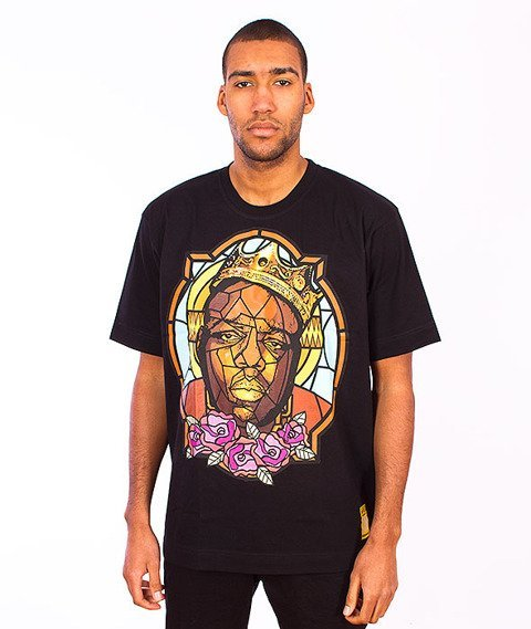 Stoprocent-Biggie T-Shirt Black