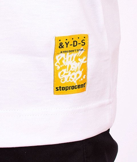 Stoprocent-Chill T-Shirt White