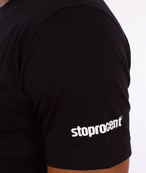 Stoprocent-Ideał T-Shirt Czarny