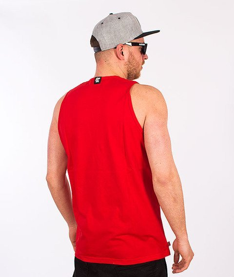 Stoprocent-Klasyk Tank Top Red