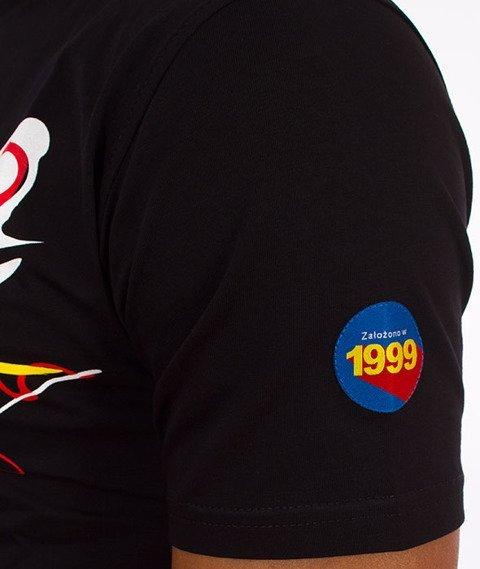 Stoprocent-Oiltag T-Shirt Czarny