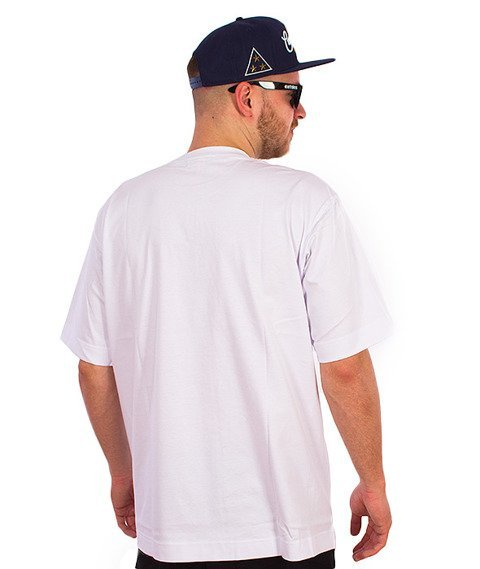Stoprocent-Printag16 T-Shirt Biały