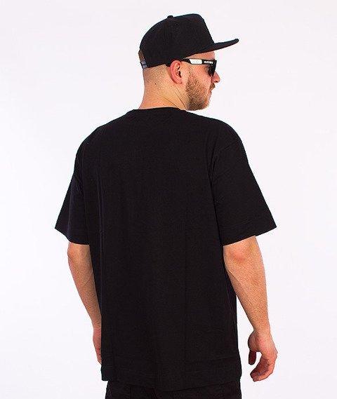 Stoprocent-Printag16 T-Shirt Czarny