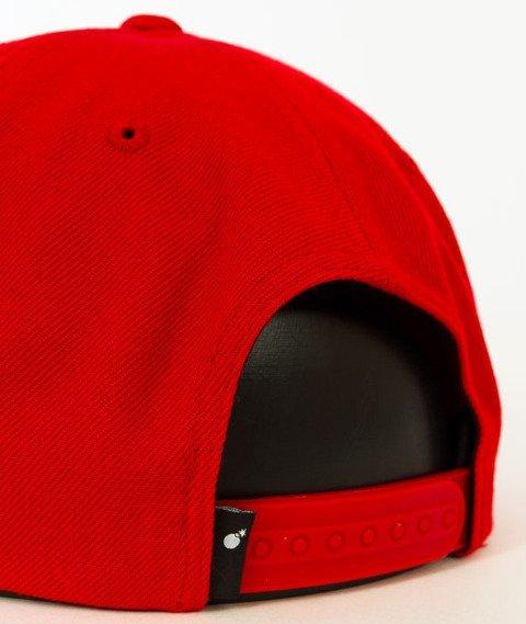 The Hundreds-Forever Team Snapback Red