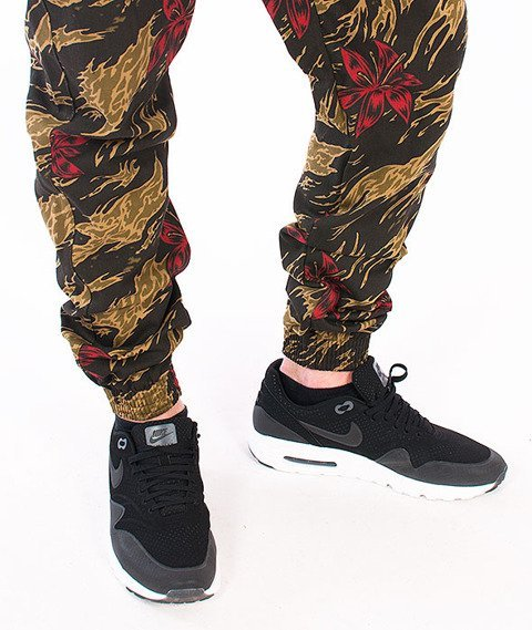 Turbokolor-Trainer Chino Tiger Camo SS16