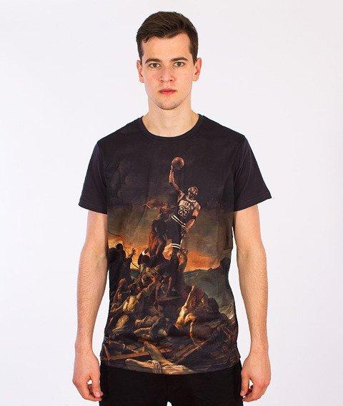 Two Angle-Monrado T-Shirt Black
