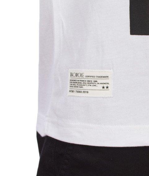 Two Angle-Ymonal T-Shirt White