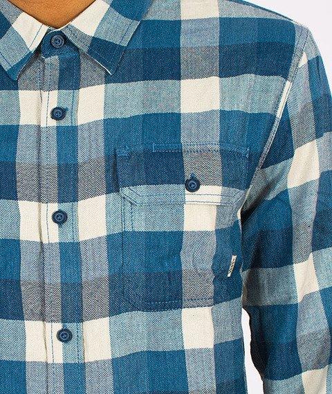 Vans-Alameda Shirt Poseidon/Blue Ashes