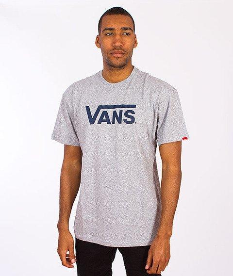 Vans-Classic T-Shirt Athletic Heather/Poseidon