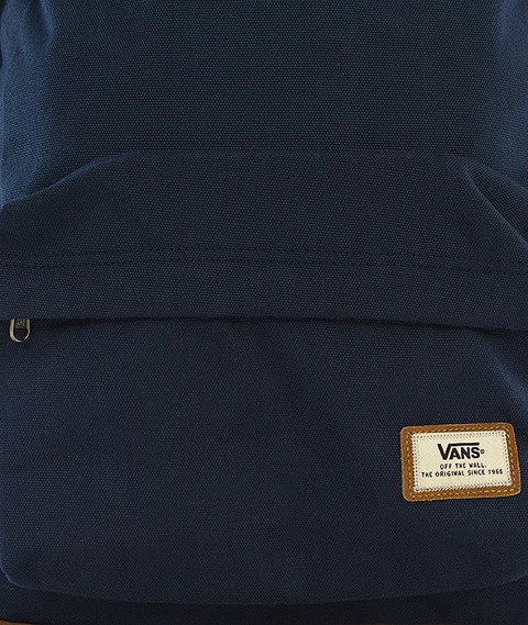 Vans-Old School Plus Backpack Dress Blues