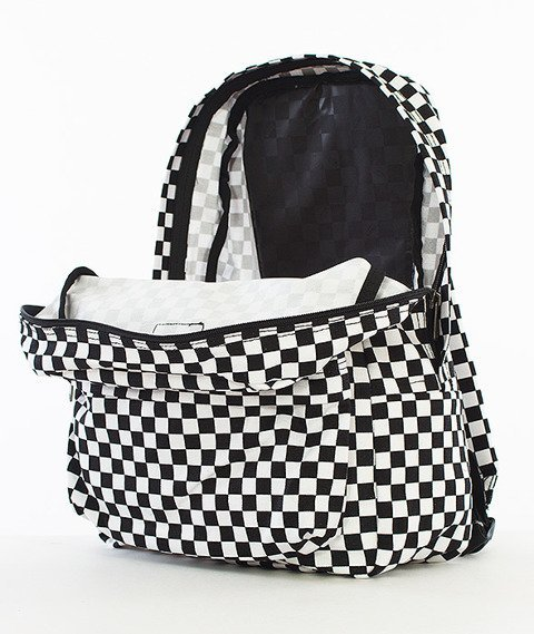 Vans-Old Skool II Backpack Black/White