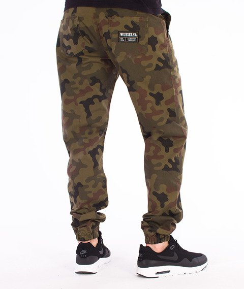 WSRH-Patch 2 Spodnie Jogger Camo