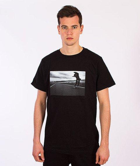 Wemoto-Slide T-Shirt Black
