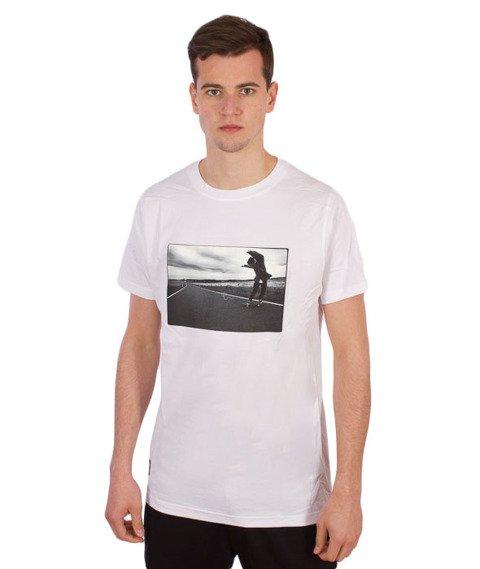 Wemoto-Slide T-Shirt White