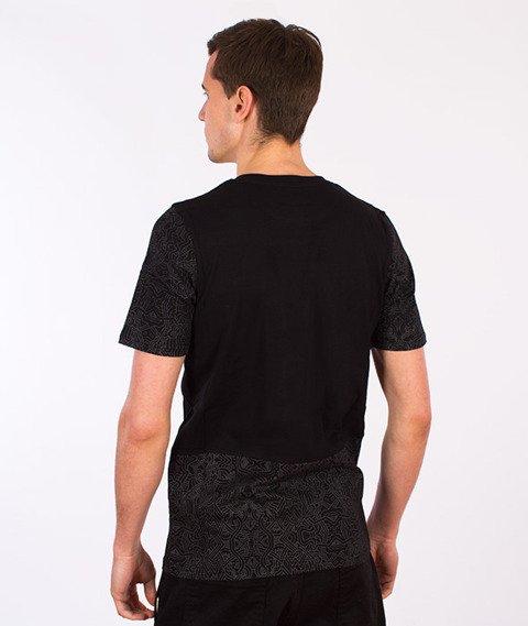 Wrung-Pocketribe T-Shirt Czarny
