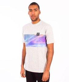 Alkopoligamia-Blinded Runner T-shirt Szary