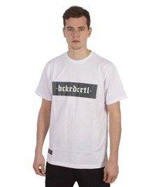 Backyard Cartel-Box T-Shirt White