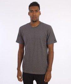 Carhartt WIP-Base T-Shirt Dark Grey Heather