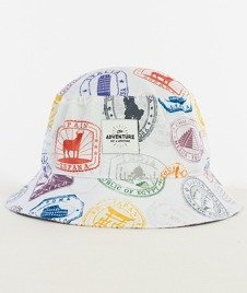 Diamante Wear-Stamps Bucket Hat