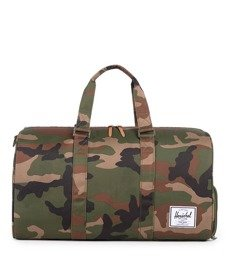 Herschel-Novel Duffle Woodland Camo [10026-00032]